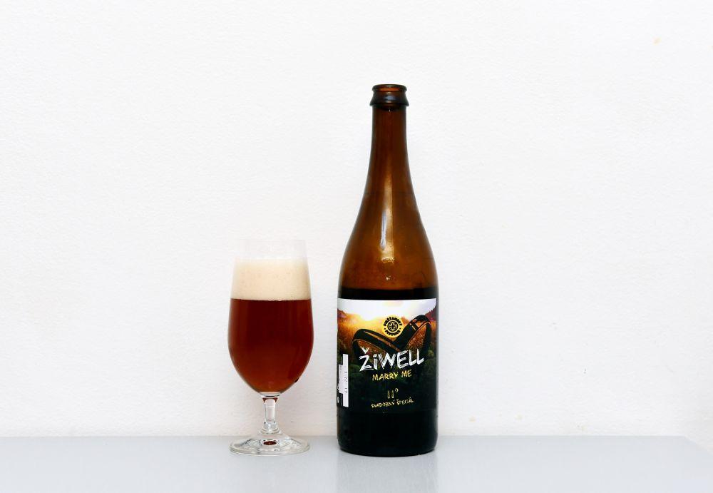 Piešťanský pivovar ŽiWell, ŽiWell, IPA, India Pale Ale, svadobné pivo
