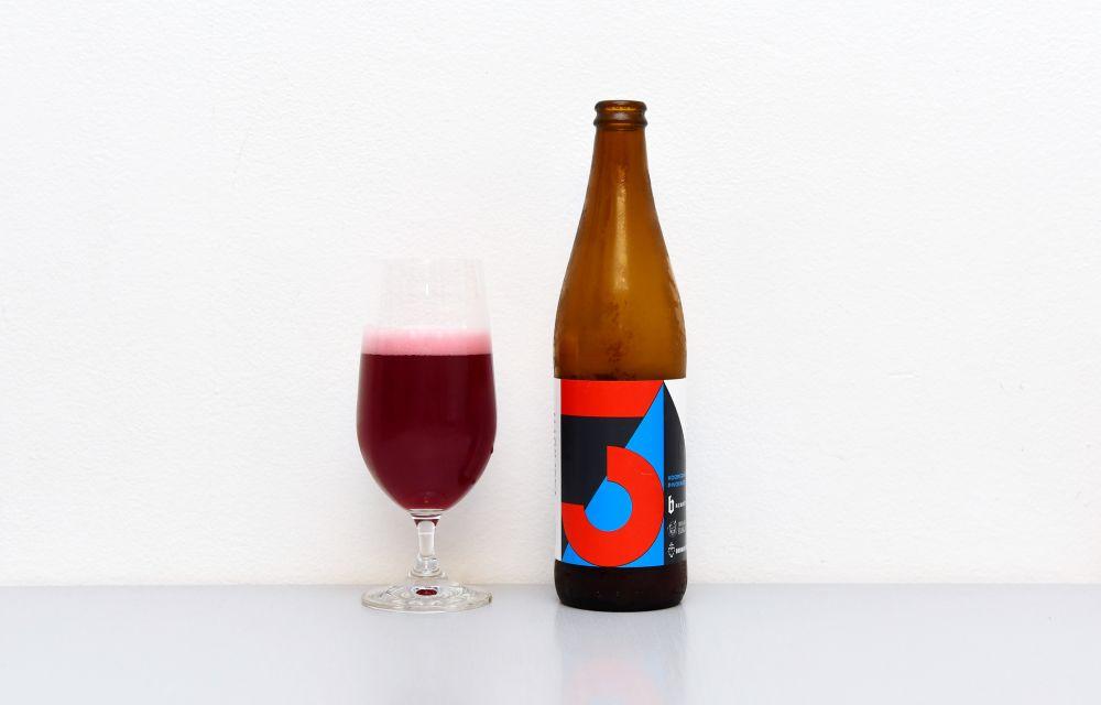 Ta3Frutti, Berhet, kyseláč, kyslé pivo, Browar Dukla, Browar Lasowiak
