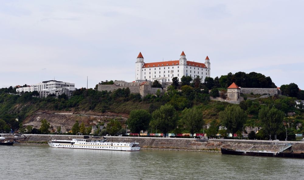 Bratislava - Mapa pivovarov