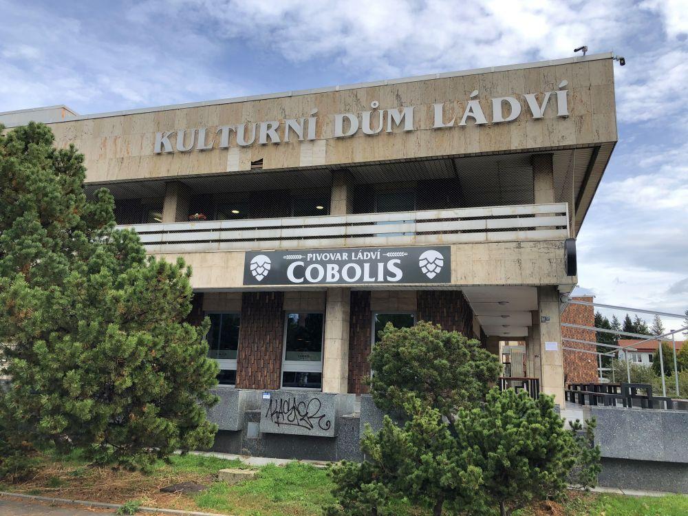 Praha - Pivovar Ládví Cobolis.