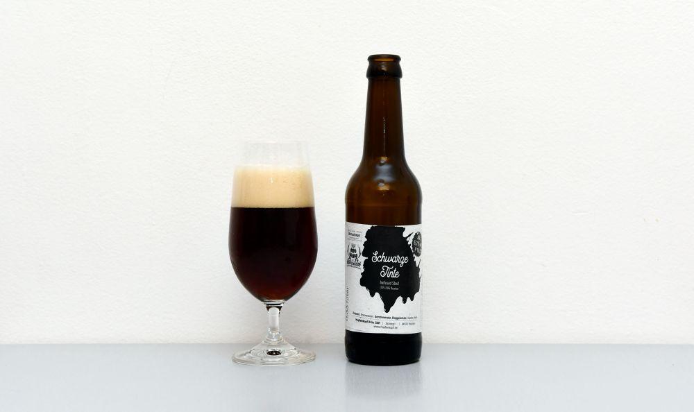 Názov piva: Schwarze Tinte