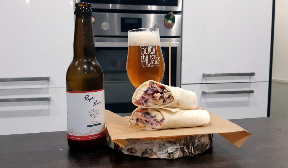 Šilker´s Brewery - recept od Punkovej kuchyne.