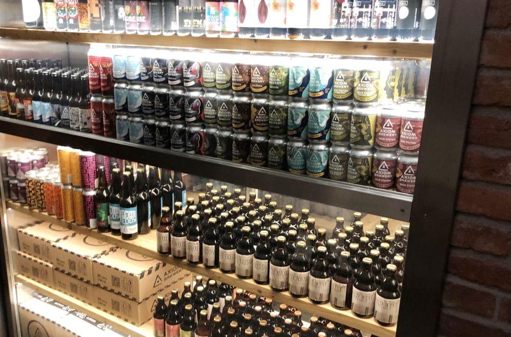 Podniky Brna: Axiom Brewery