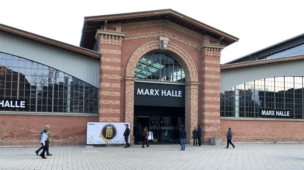 Craft Bier Fest - Marx Halle.