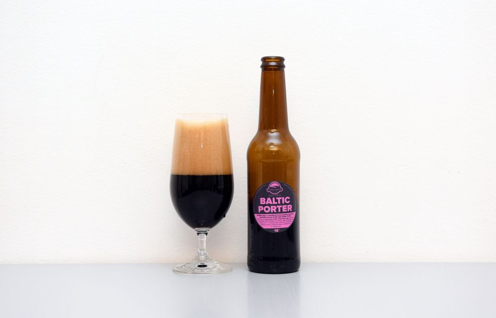 Baltic Porter - Čierny kameň