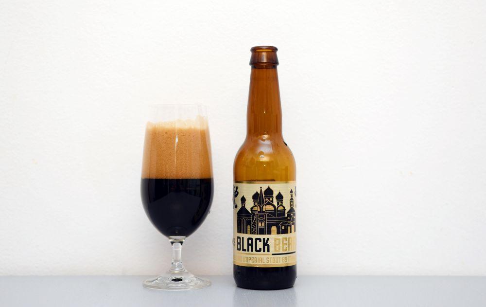 Pivo z Mikkelleru - Black Bear.