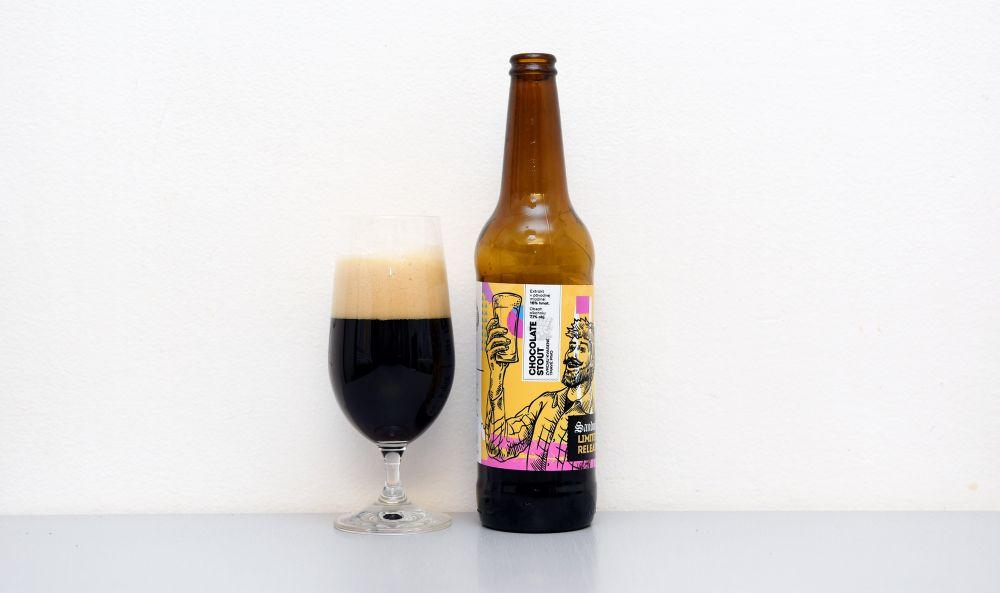 Pivo z pivovaru Sandorf - Chocolate Stout