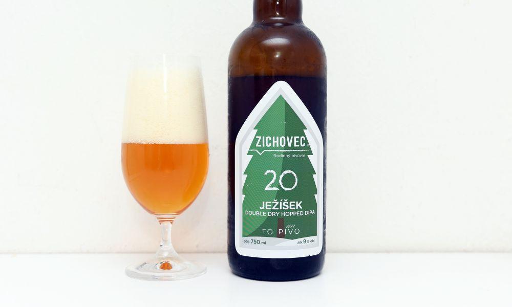 Ježíšek - pivo z pivovaru Zichovec