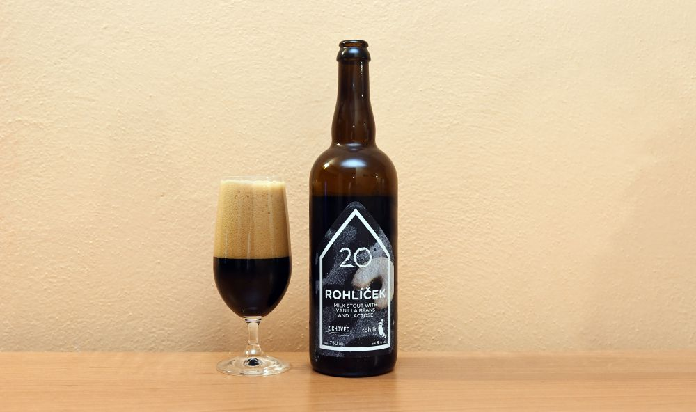 Rohlíček - pivo z pivovaru Zichovec