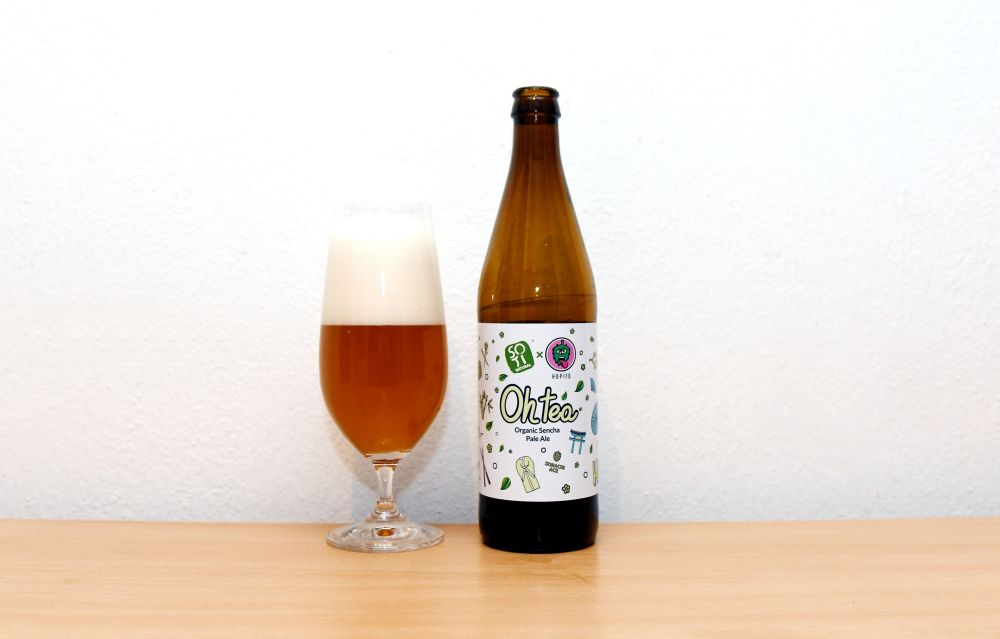 Ohtea – Organic Sencha Pale Ale