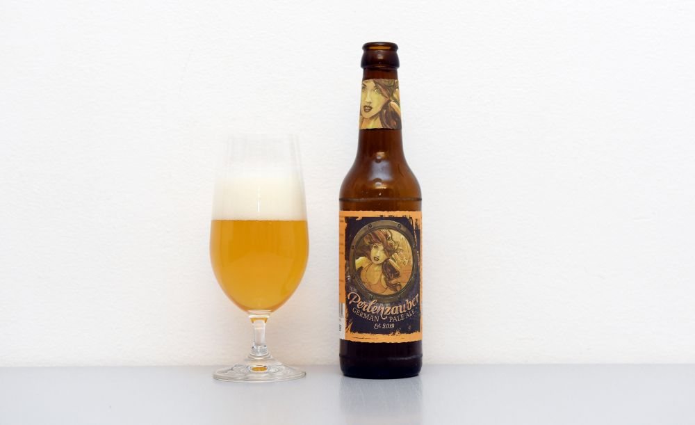 Perlenzauber German Pale Ale