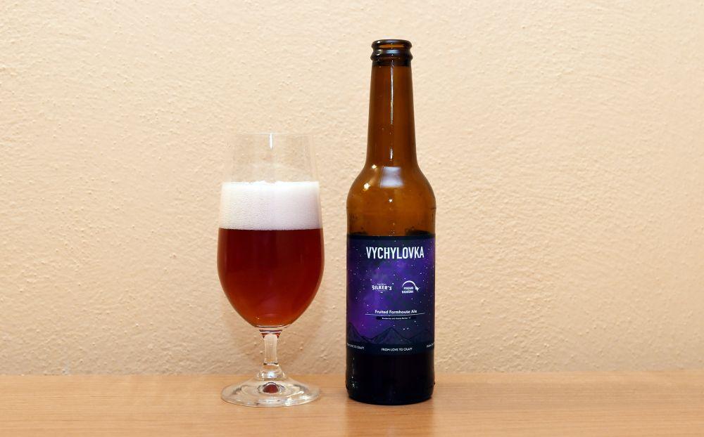 Radošina a Šilker's Brewery Vychylovka