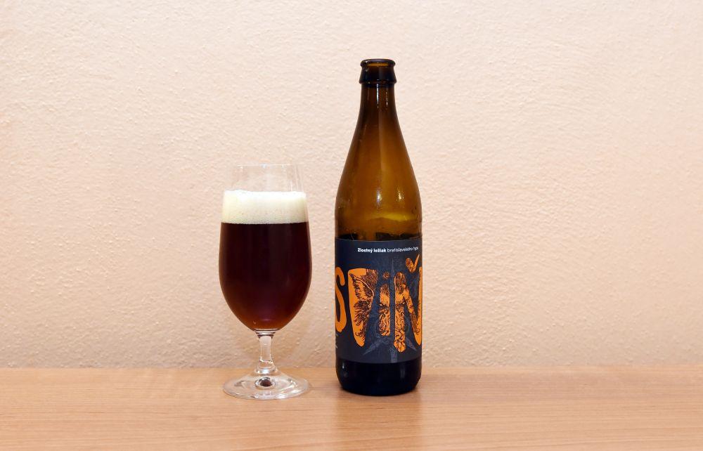 Sviňa - pivo pivovar Shenk