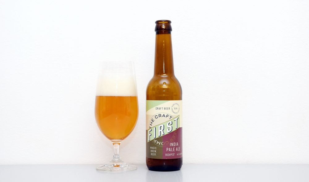 First India Pale Ale