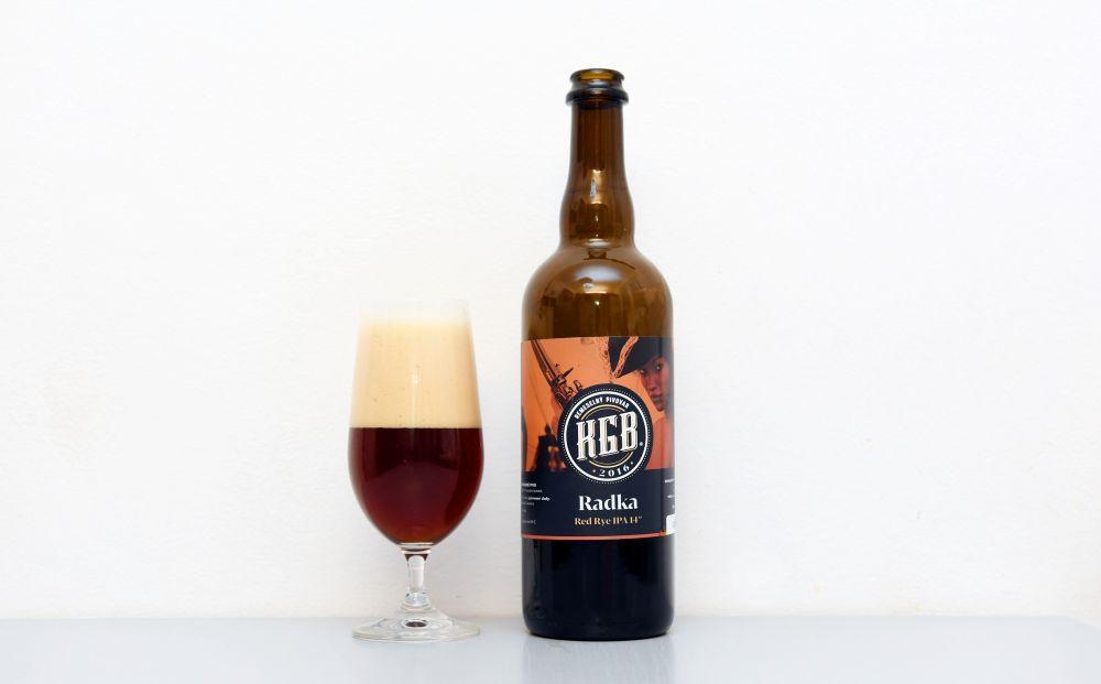 Radka – Red Rye IPA 14°