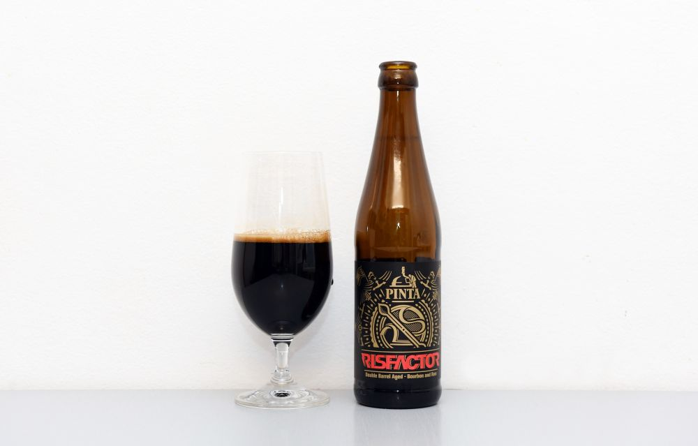 Risfactor – Double Barrel Aged