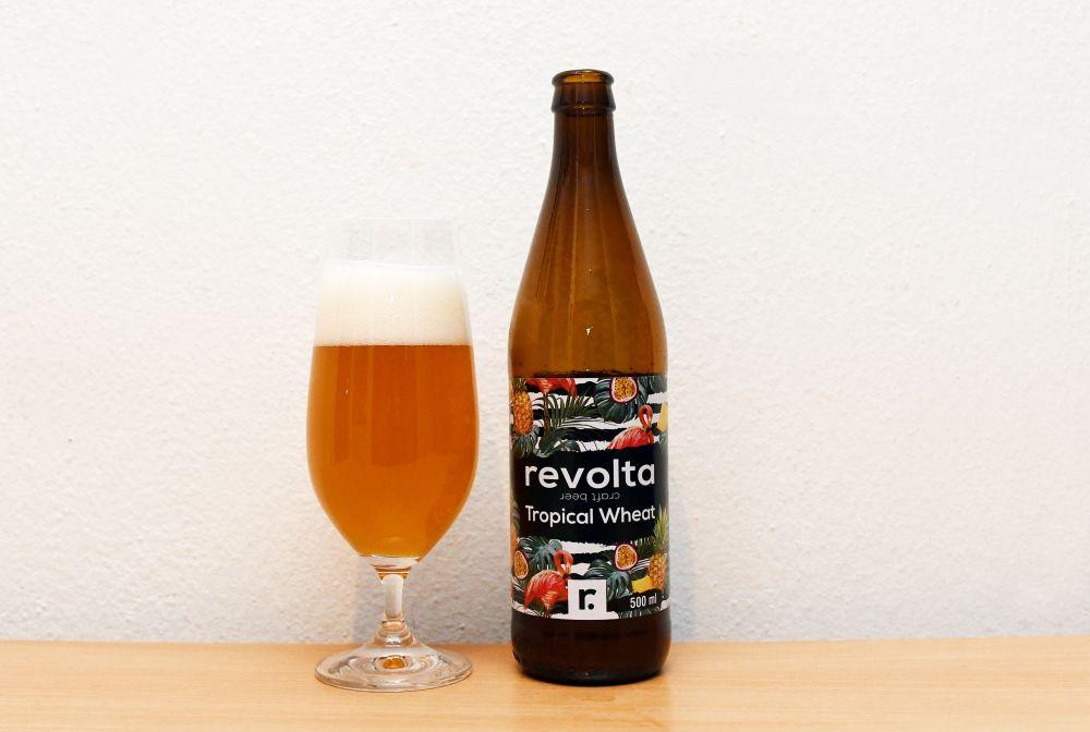 Revolta - Tropical Wheat