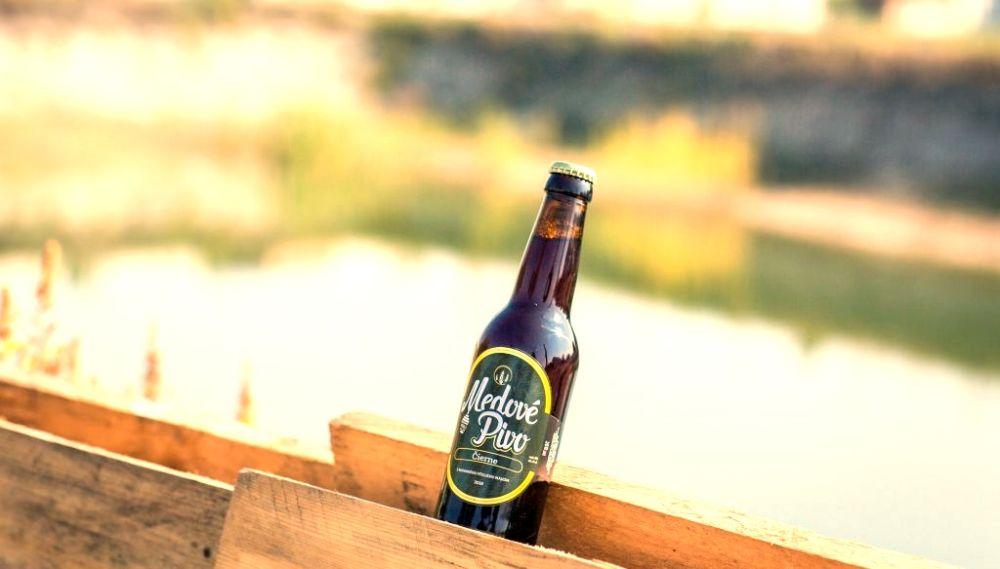 Včelí majer - pivo