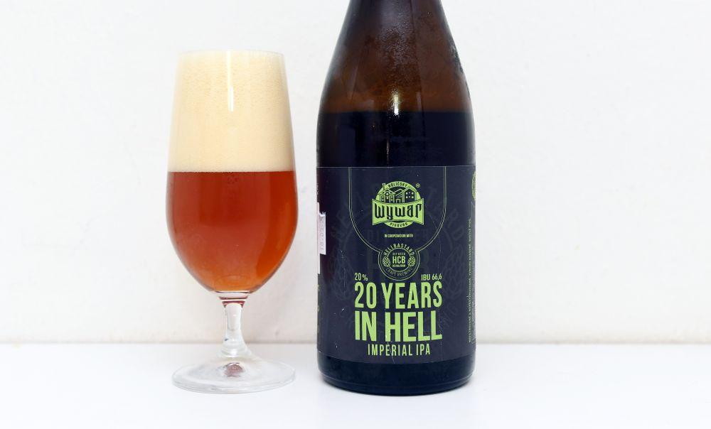 Wywar - 20 Years in Hell