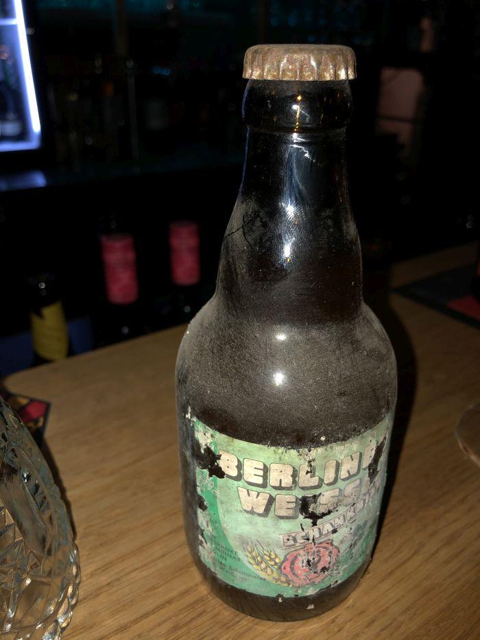 Berlín: Pivo z roku 1978