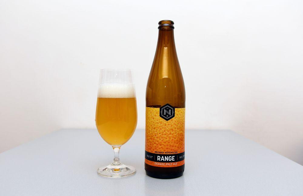 Range – Orange Pale Ale