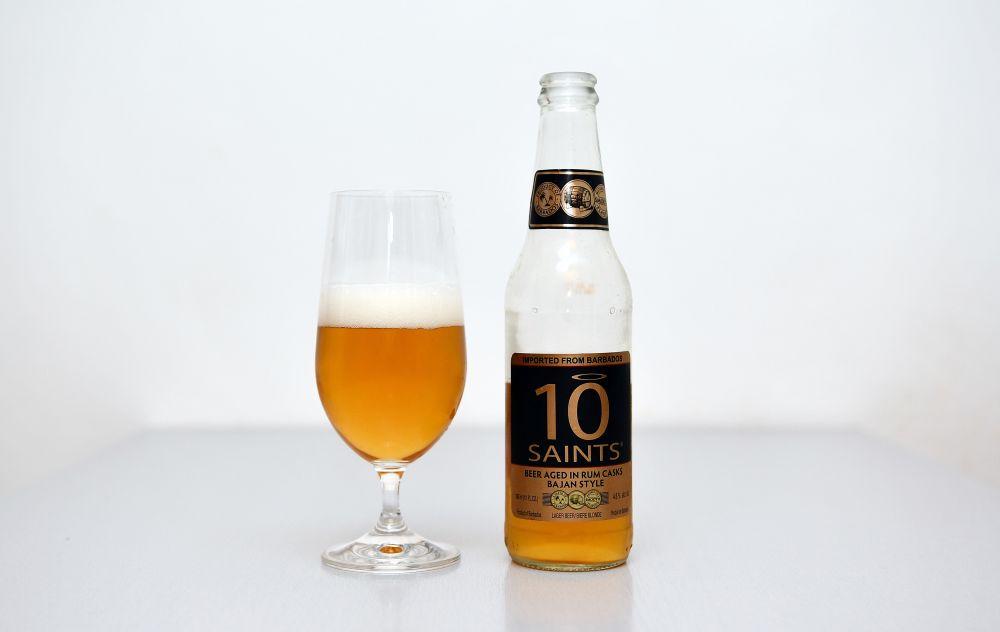 10 Saints – Beer Aged in Rum Cask Bajan Style