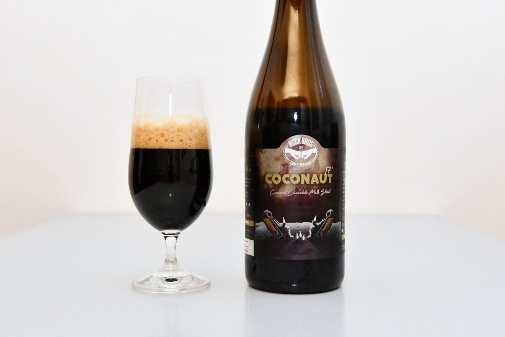 Coconaut – Coconut Chocolate Milk Stout