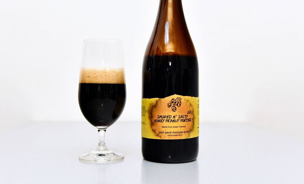 Honey Peanut Porter