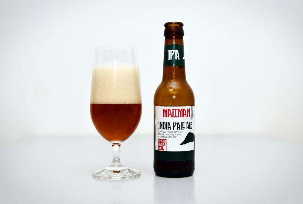 Maltman – India Pale Ale