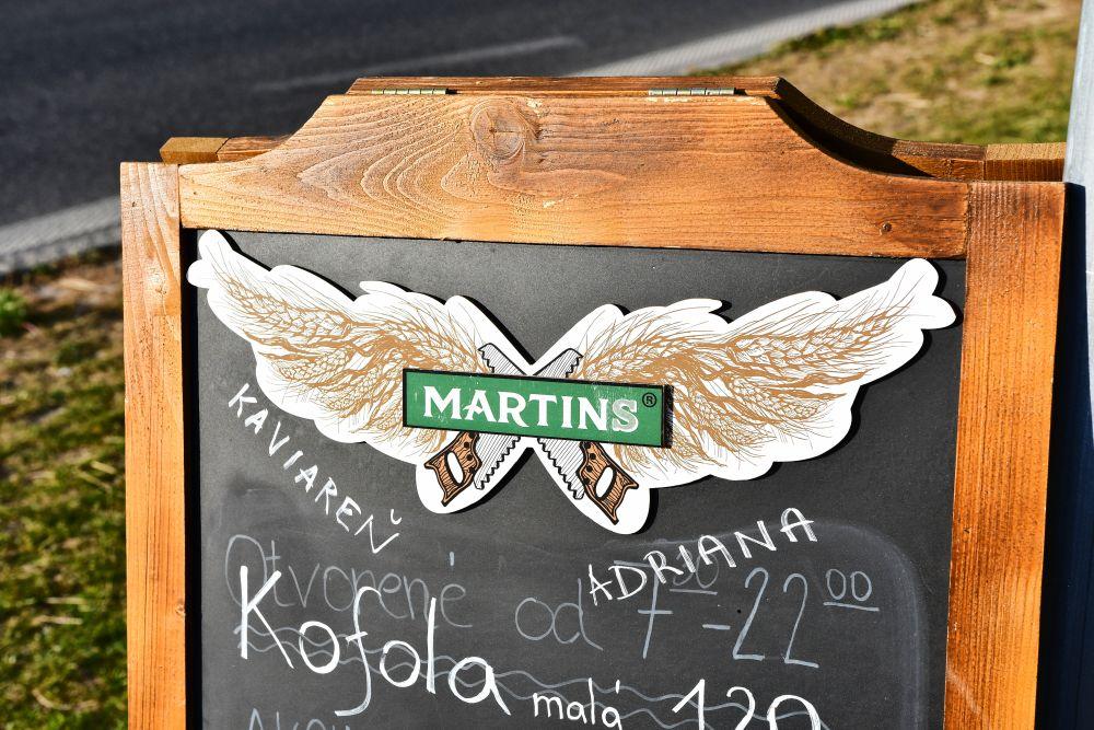 Martins - Bratislava