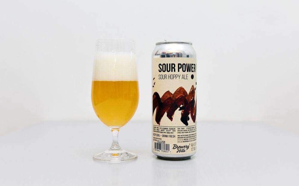 Sour Power – Sour Hoppy Ale