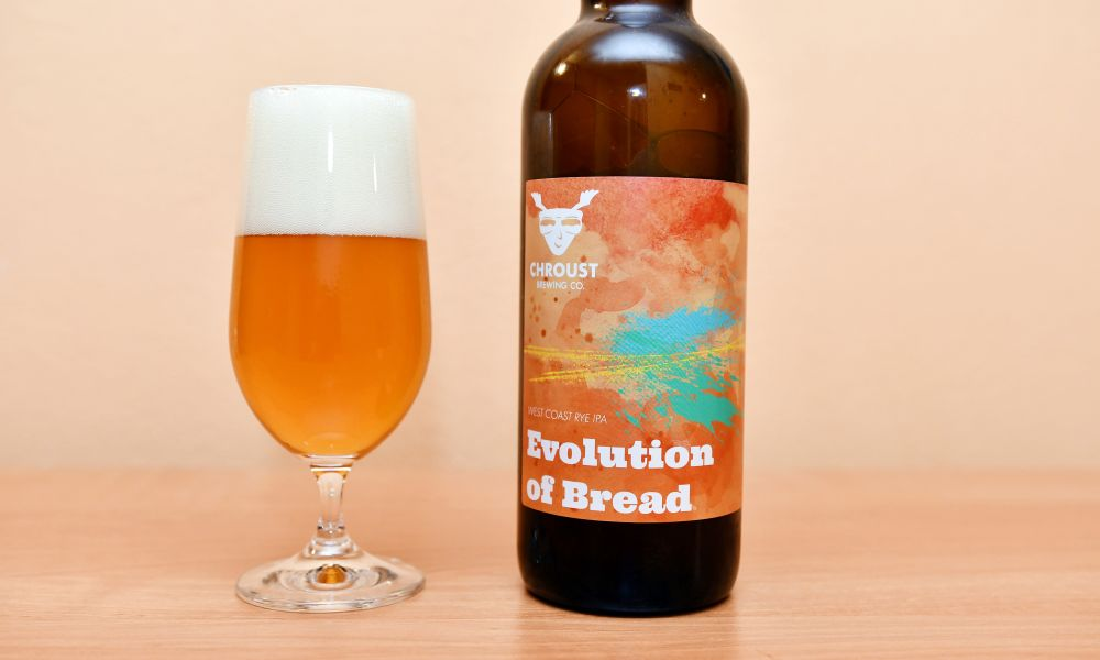 Evolution of Bread – West Coast Rye IPA