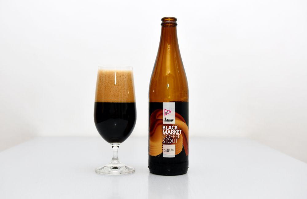 Black Market Cofee Stout