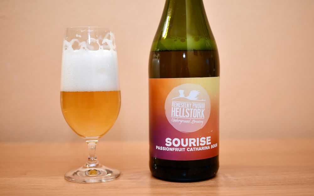 Sourise – Passionfruit Catharina Sour