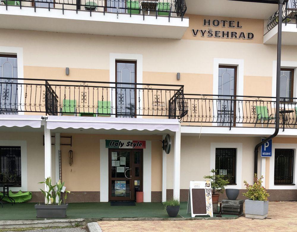 Turčianske Teplice - Hotel Vyšehrad