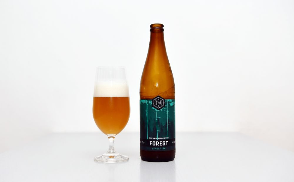 Nepomucen - Forest IPA