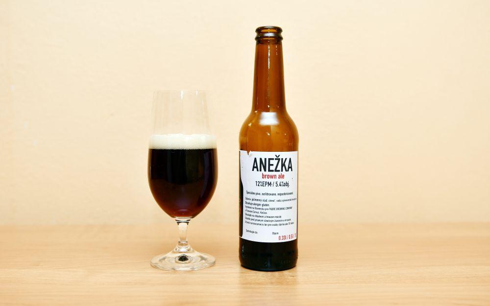 Anežka – Brown Ale
