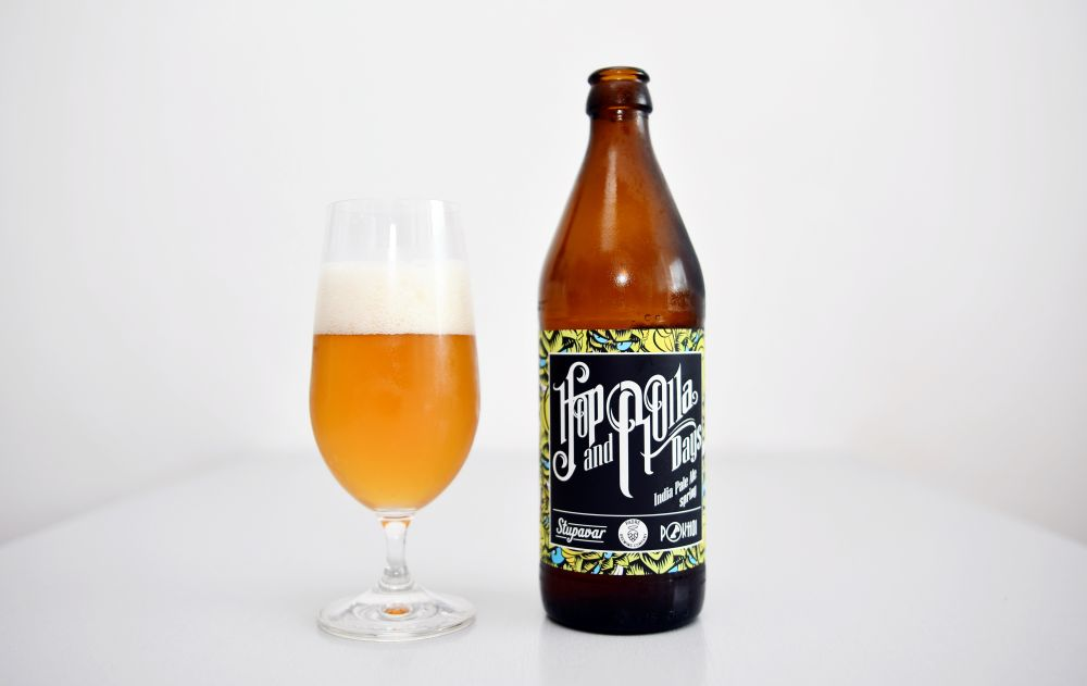 Hop and Rolla Days – India Pale Ale Spring
