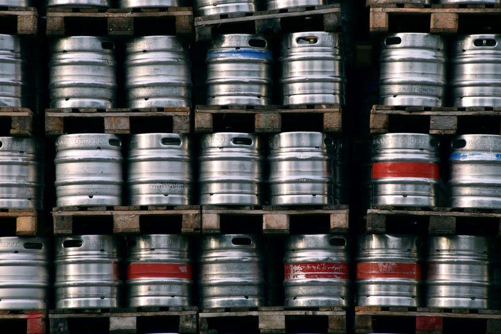 Výstavba pivovaru