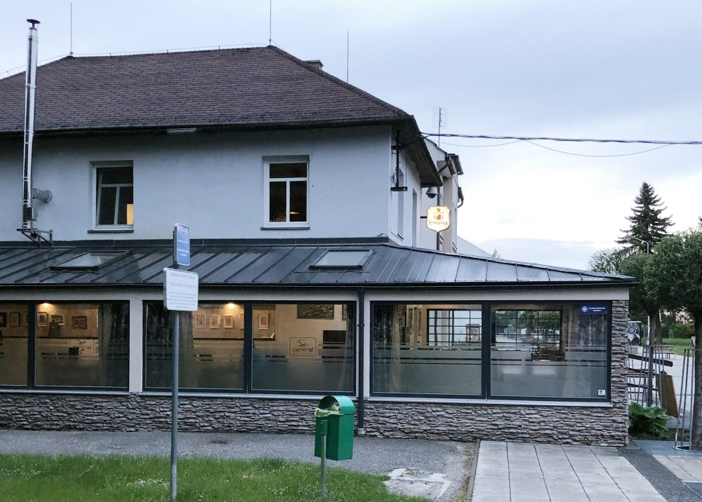 Turčianske Teplice - Café Central