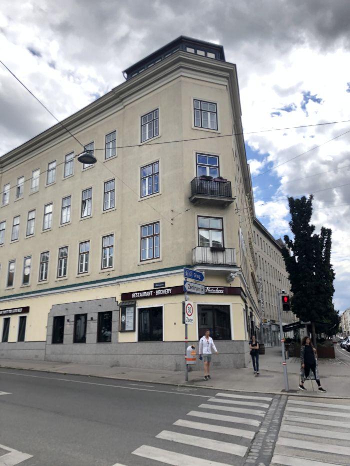 Návšteva Viedne - Flatschers