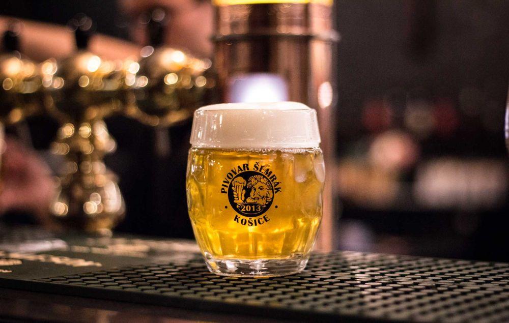 Pivo Šemrák - Luxor