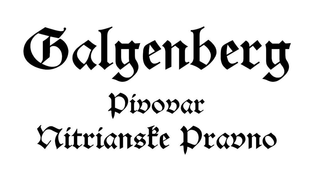 Logo pivovaru Galgenberg