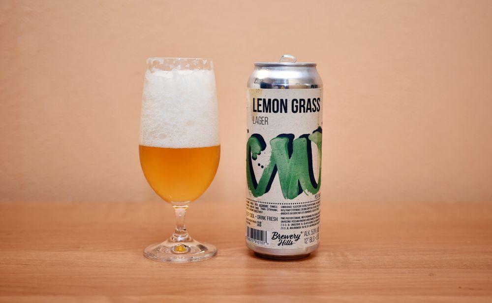 Lemon Gras Lager