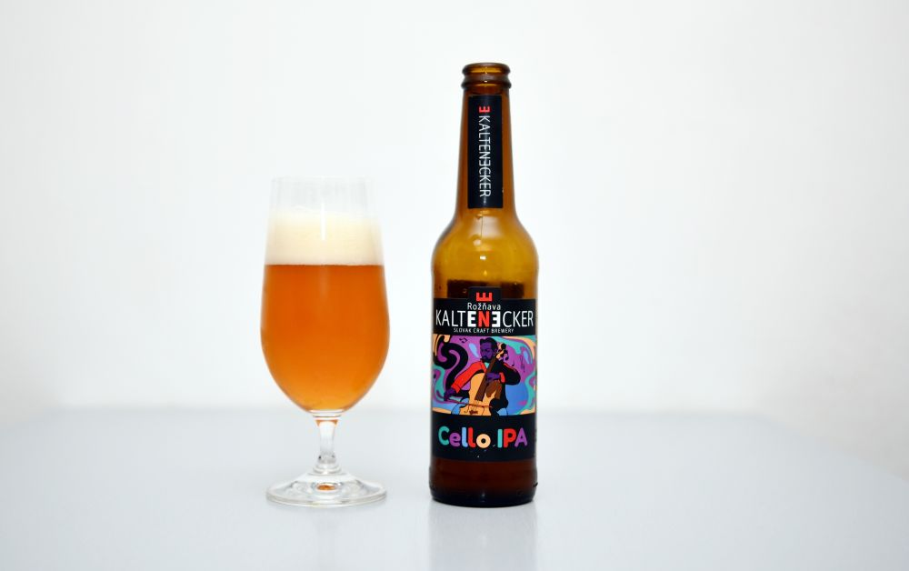Kaltenecker - Cello IPA