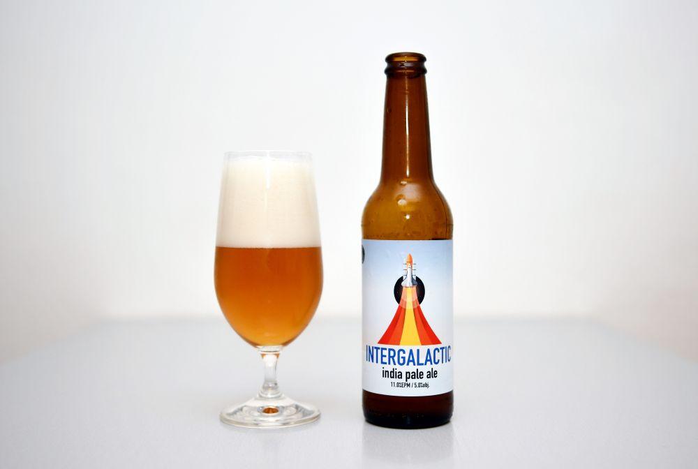 Intergalactic India Pale Ale