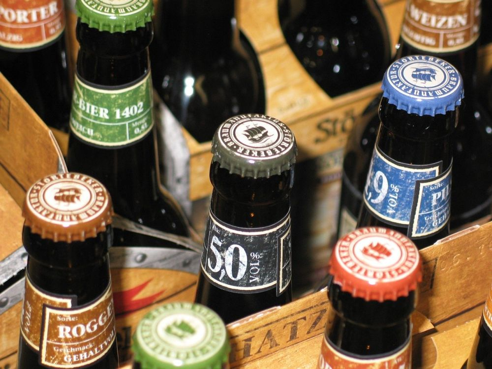 Remeselné pivo - ilustrák