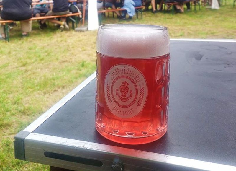 Nealko pivo - Svätojánsky pivovar