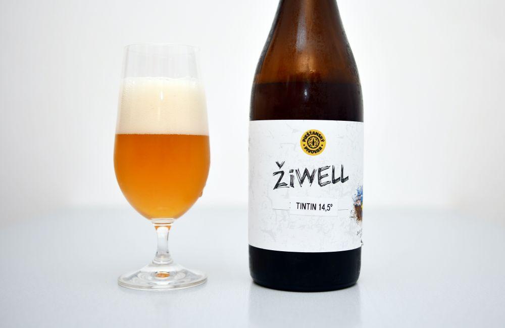 ŽiWell - Tintin