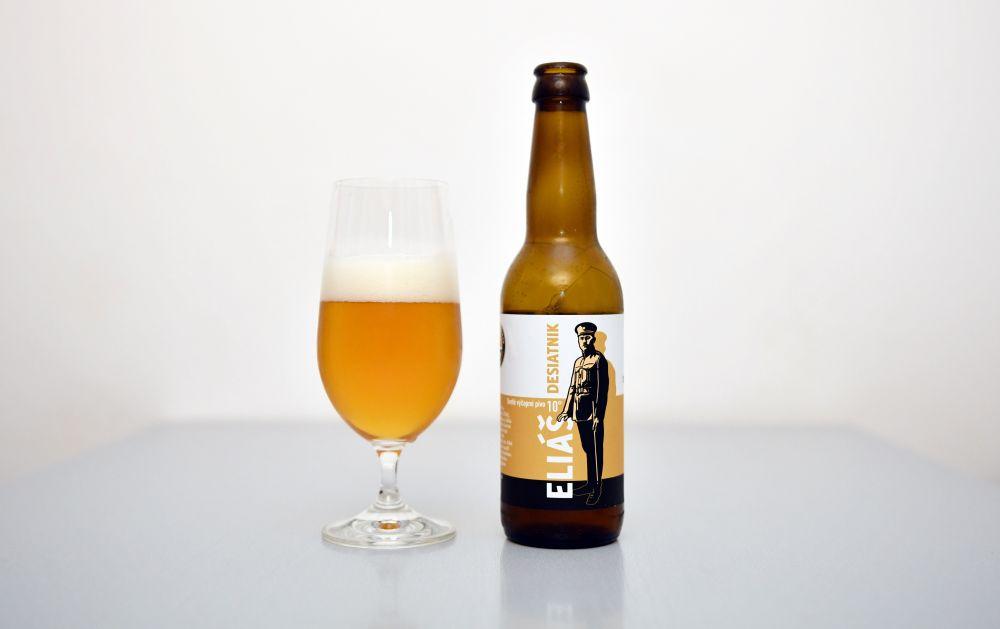 Desiatnik – Svetlé výčapné pivo 10